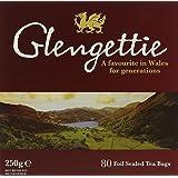 Glengettie 80 Teabags (Pack of 6, Total 480 Teabags)