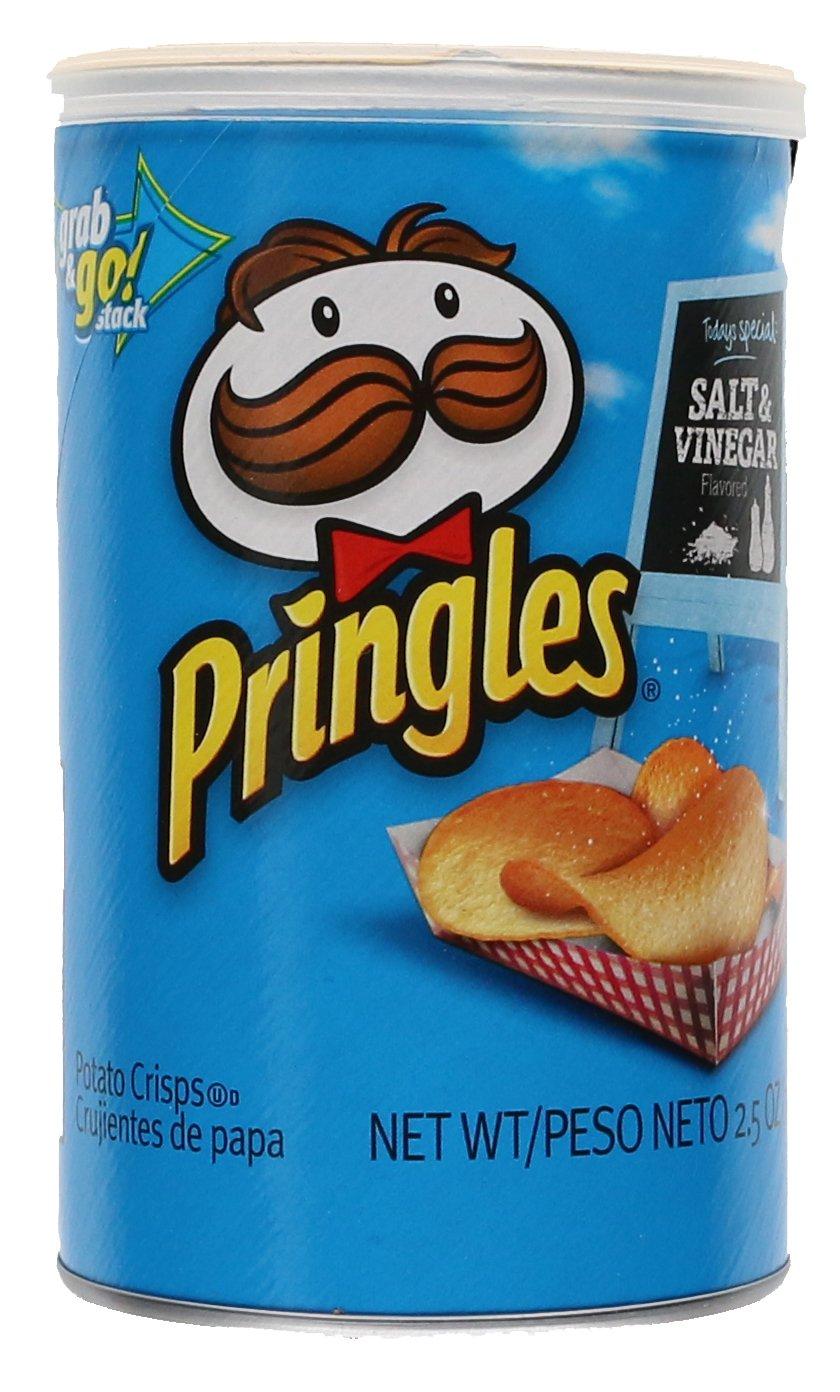 Pringles, Salt & Vinegar, 2.5 oz