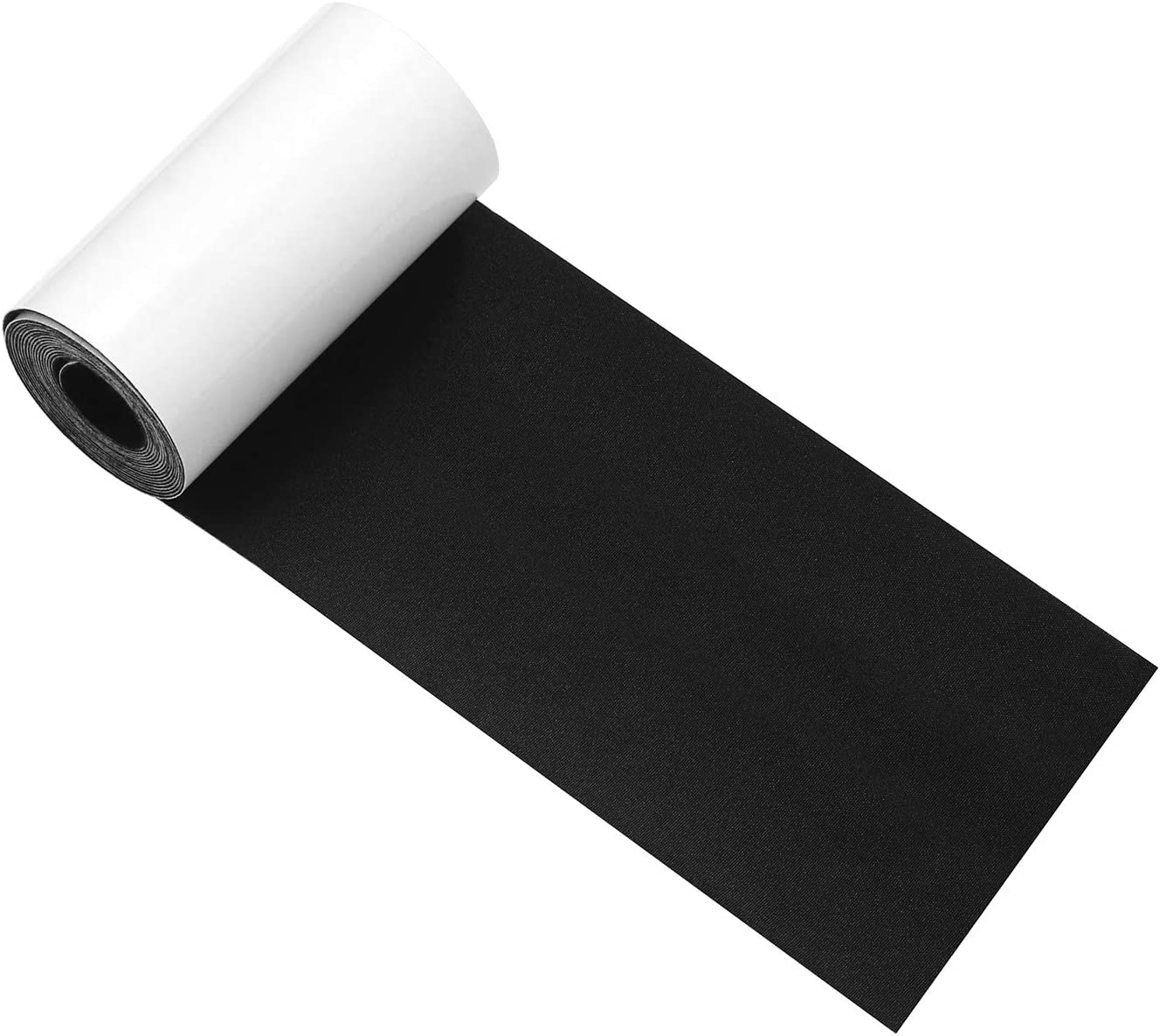 Sleeping Bag Tent Clothes Black, 3X60 Azobur Nylon Repair Patches 2.4X60 inch Nylon Self Adhesive Waterproof First Aid Repair Tenacious Lightweight Protable Fabric for Down Jacket