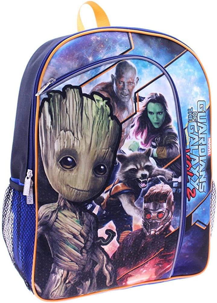Marvel Guardians of the Galaxy Vol.2 16-Inch Backpack Light Up