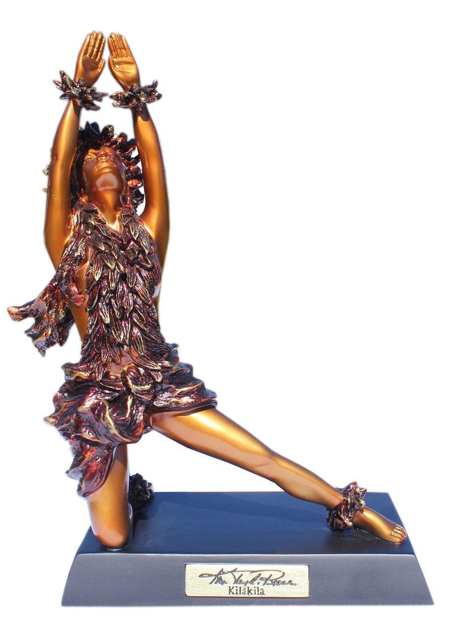Kilakila Hawaiian Hula Dancer Statue – Kim Taylor Reece