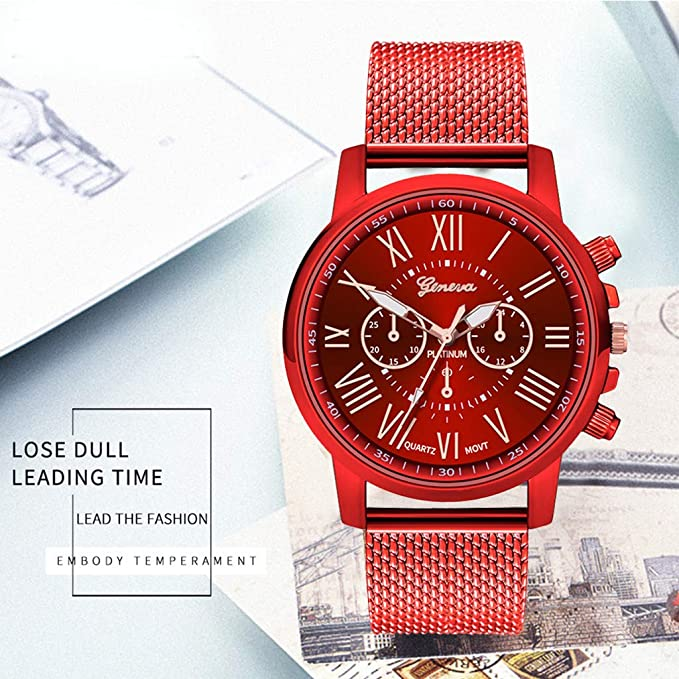 Reloj - ZHMEI Watches - para - 22mm Watch Strap: Amazon.es ...