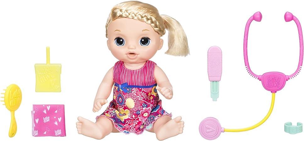 Baby Alive Sweet Tears Baby (Blonde)