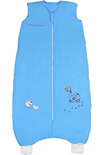 Saco de dormir saco de dormir con patas de bambú en talla 2,5 –