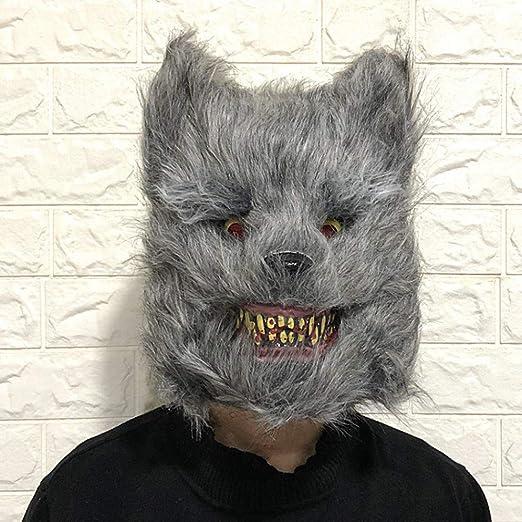 WZMHBMJ Máscara De Halloween Cosplay De Halloween Disfraz De ...