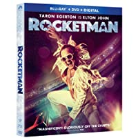 Deals on Rocketman Blu-ray
