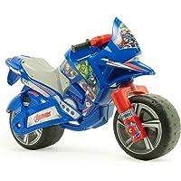 Avengers Marvel INJUSA-Moto Correpasillos Hawk XL para Niños