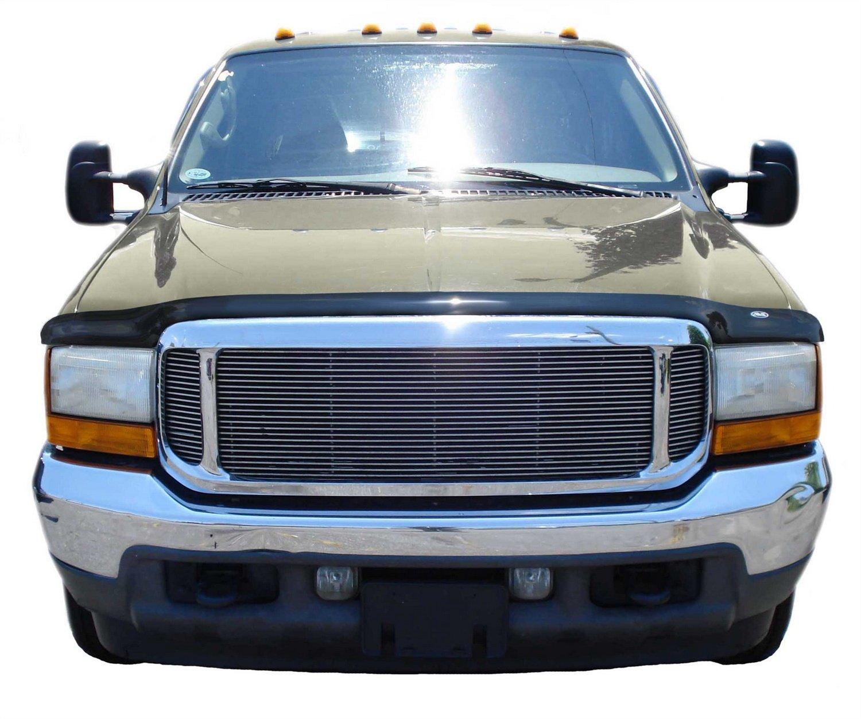Amazon com auto ventshade 21208 hoodflector low profile hood shield automotive