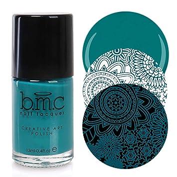 Amazon Bmc 2nd Gen Creative Nail Art Stamping Polishes