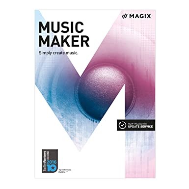 MAGIX Music Maker – 2017 Plus Edition – Make your own music the easy way  [Download]