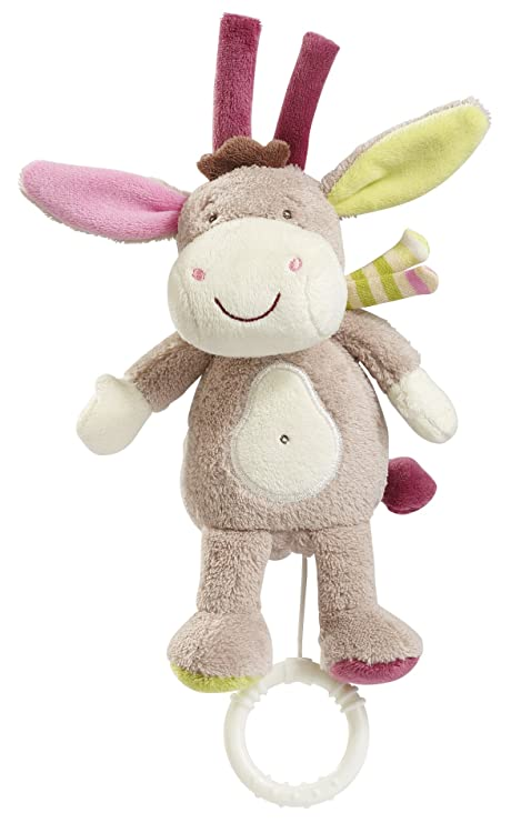 Tigex 84000034 - Peluche musical para recién nacidos, modelo niño ...