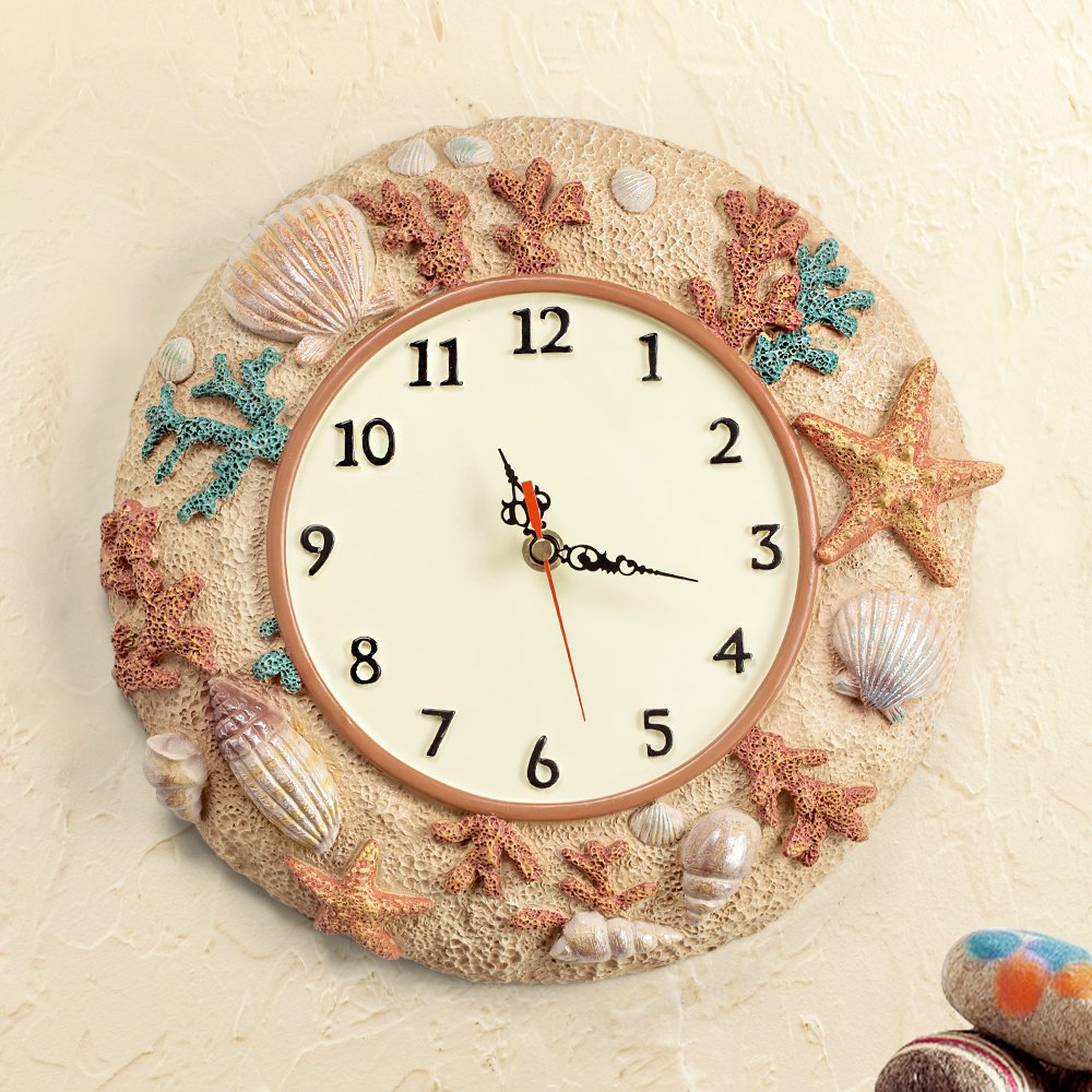 ASIBG Home Fashion Modern Wall Clocks For Living Room, Bedroom And Kitchen