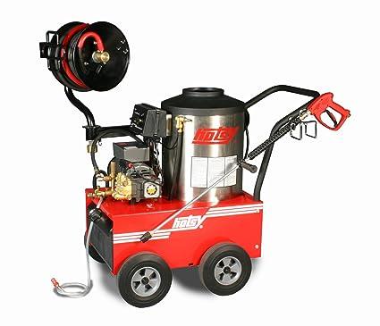 amazon com hotsy pressure washer model 555ss, 2 2 gpm 1300 psi Starter Wiring Diagram Hotsy Pressure Washer