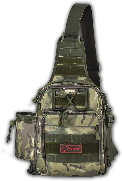 Fiblink Waterproof Fishing Backpack