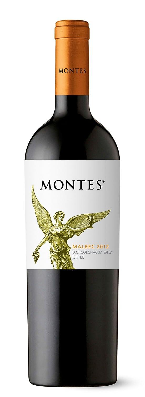 Montes Classic Series Colchagua Malbec