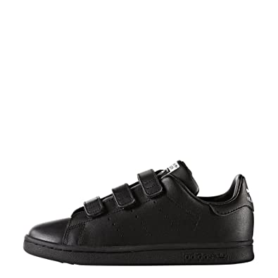 wholesale dealer 522d2 cfab5 Adidas Mens Stan Smith Cf C Black,black,ftwwht M20606 11