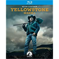 Yellowstone: Season Three (Blu-ray)