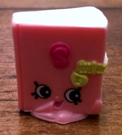 Shopkins Season 3 128 Pink Secret Sally Special Edition Stationery