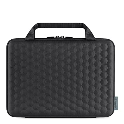 0b243027a3f9 Belkin Air Protect Always-On Slim Sleeve Case for Laptop/Chromebook, 11 inch
