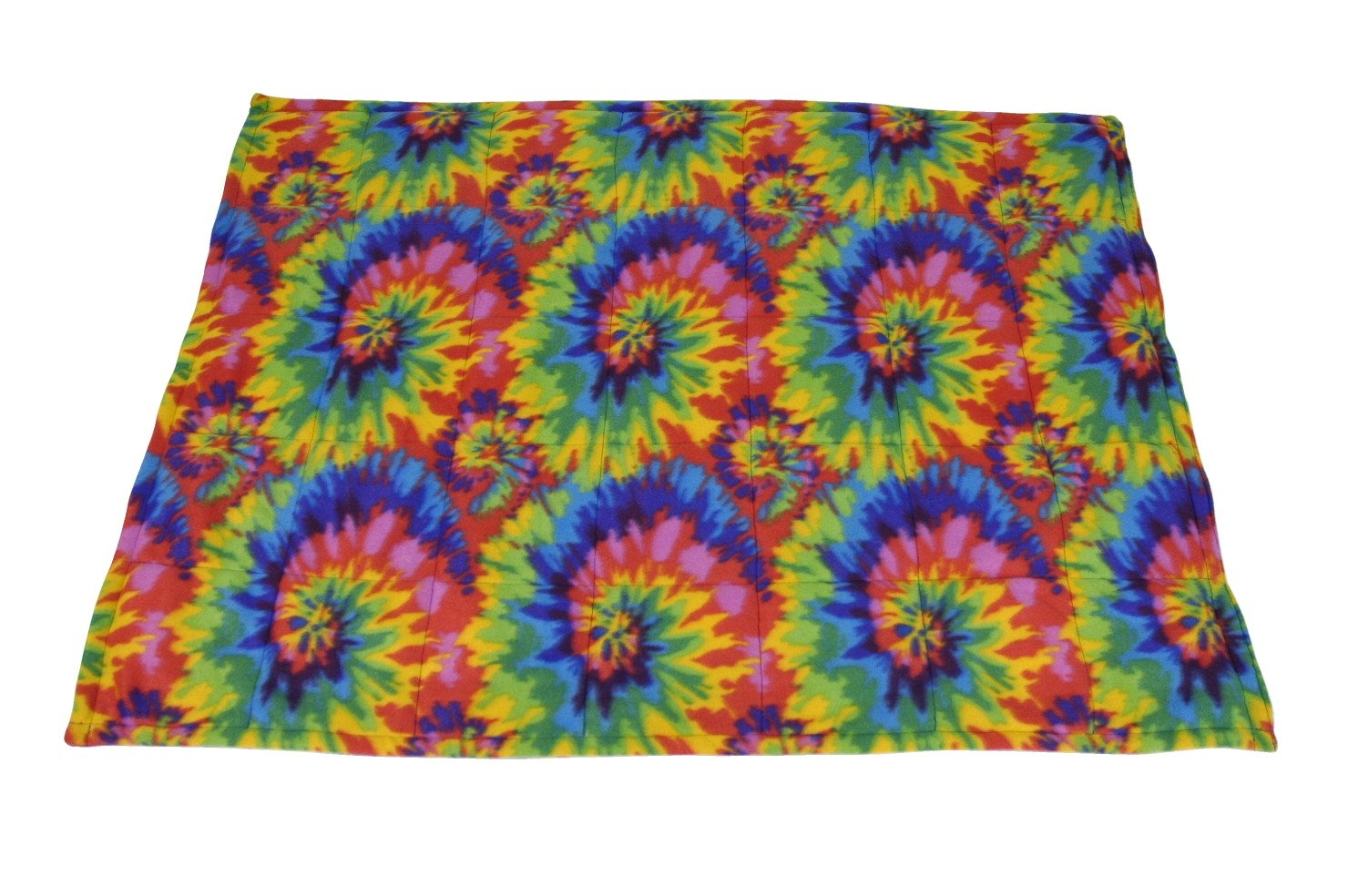 Abilitations Weighted Blanket, Large, Multi Color