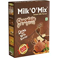 Milkomix Chocolate Milkshake and Ice Cream Flavoured Milk Powder (150 gm)