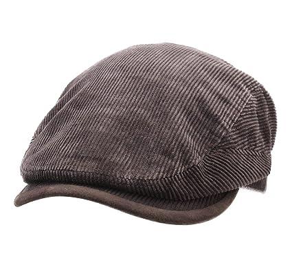 Stetson - Flat Cap Men Belfast Corduroy - Size L  Amazon.co.uk  Clothing 18706773913