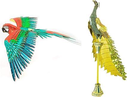origami parrot – do origami | 329x425