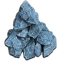 festnight 15kg Sauna piedras/piedras de calefacción para sauna