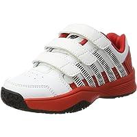 K-Swiss Performance Court Impact LTR Omni Strap, Zapatillas de Tenis Unisex niños