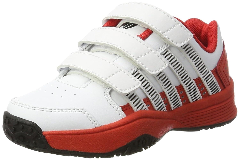 K-Swiss Performance Court Impact LTR Omni Strap, Chaussures de Tennis Mixte Enfant 55416165M