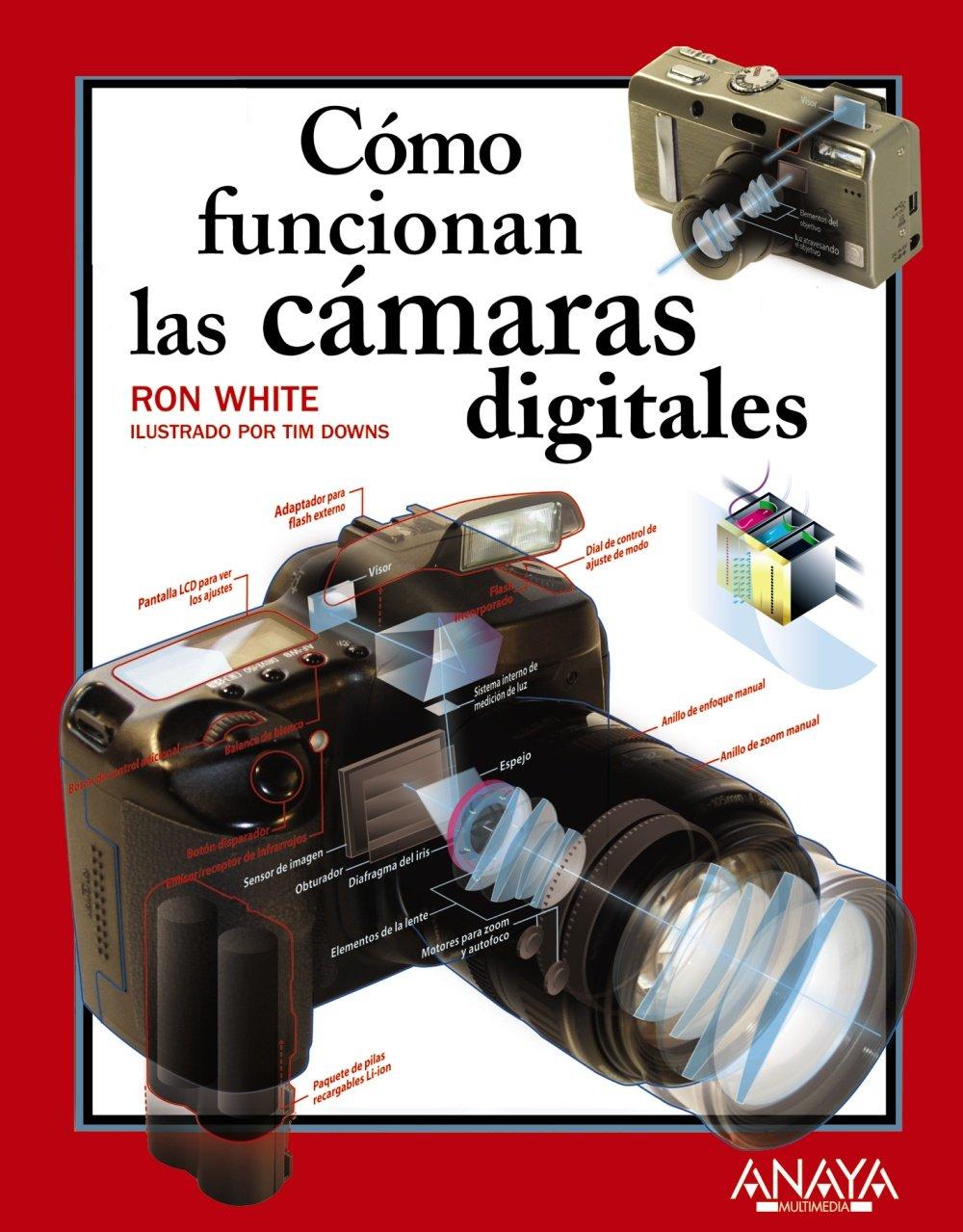 Cómo funcionan las cámaras digitales Títulos Especiales: Amazon.es ...