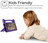 All-New F i r e HD 8 Kids Case,Baobeir - Shockproof Kid-Proof Case Handle Stand Cover Amazon Fire HD 8 Tablet (6th Generation,2016 Release / 7th Generation,2017 Release) Purple