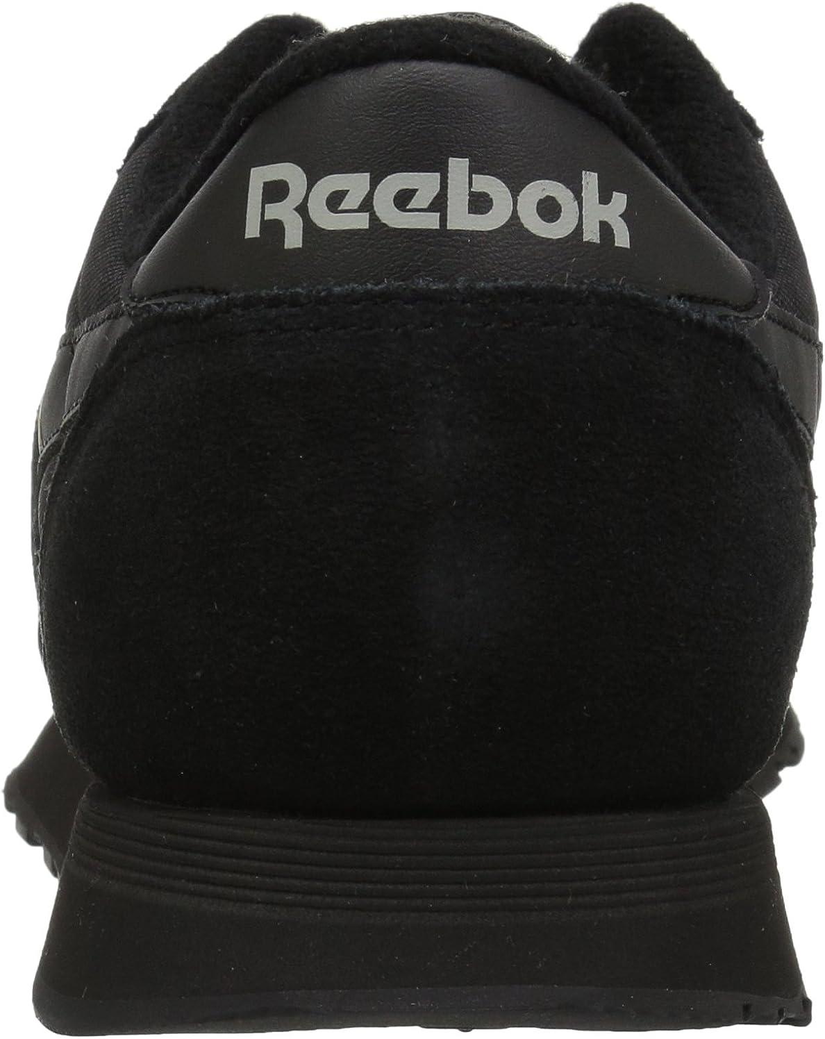 Reebok Classic Nylon Herren Sneakers Schwarz Schwarz Kohle