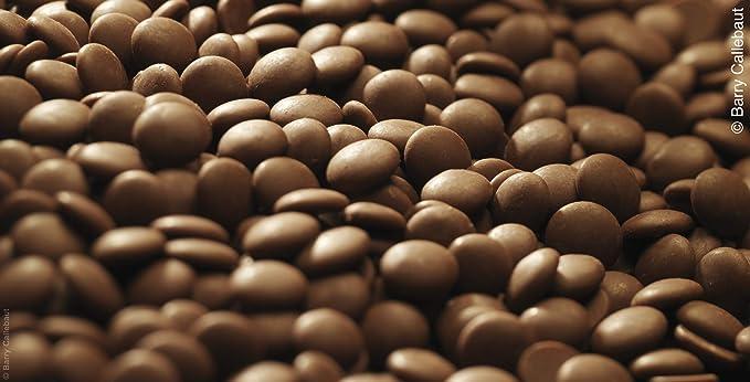 Callebaut 33,6% pepitas de Chocolate con Leche (callets) 1kg: Amazon.es: Electrónica