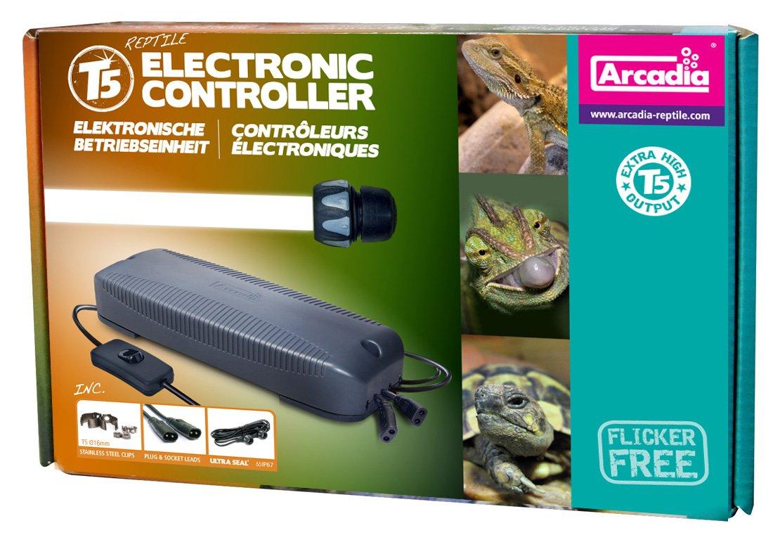Ardacia acre254 X unità Elettronica Funzionamento Lampada T5 con steckver, 2 X 54 Watt