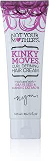 product image for Not Your Mothers Kinky Moves Hair Cream 4 Ounce (Curl Define) (118ml)
