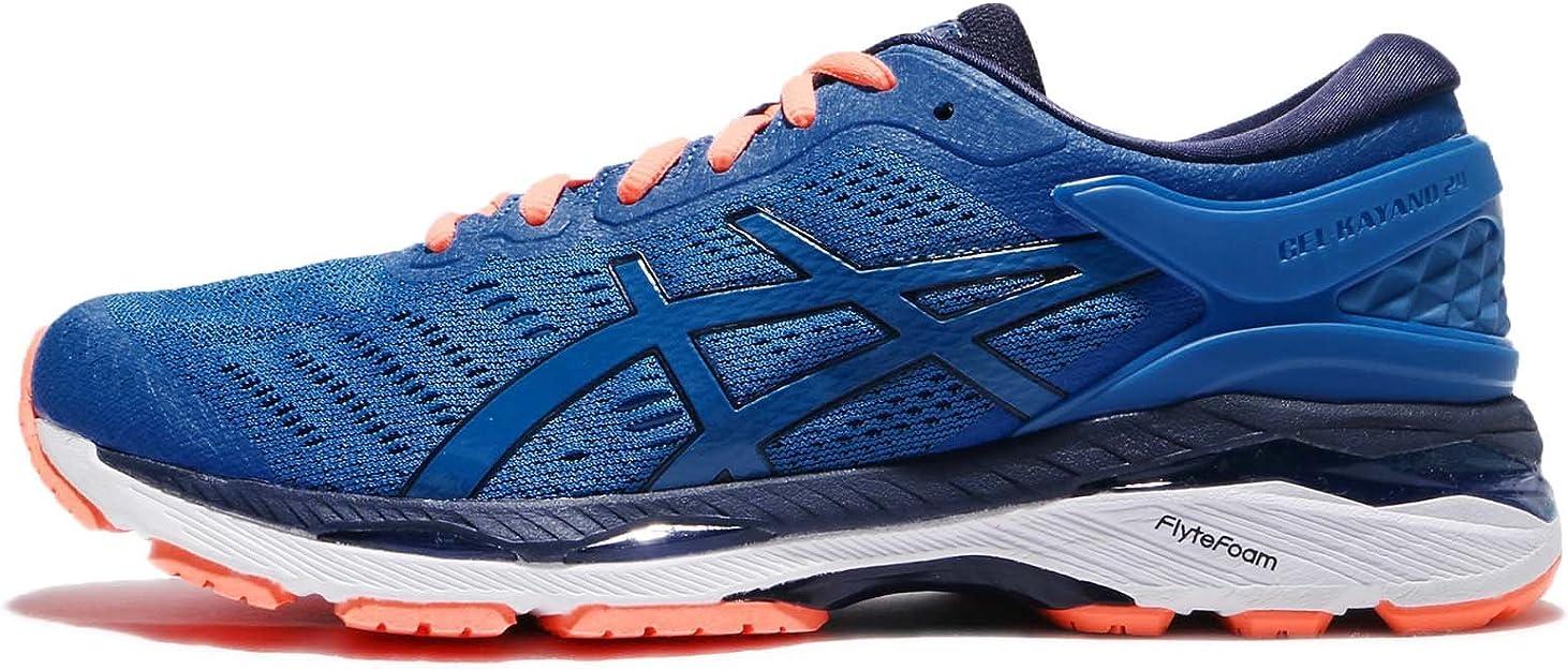 ASICS Gel-Kayano 24, Zapatillas de Running Hombre: Amazon.es: Zapatos y complementos