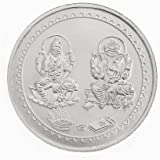 Bangalore Refinery 999 Purity Silver Coin 2 in 1 20 Gram