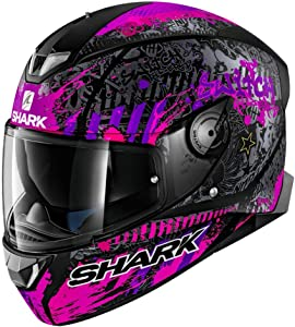 SHARK Helmets SKWAL 2 Switch Rider LED Technology Helmet