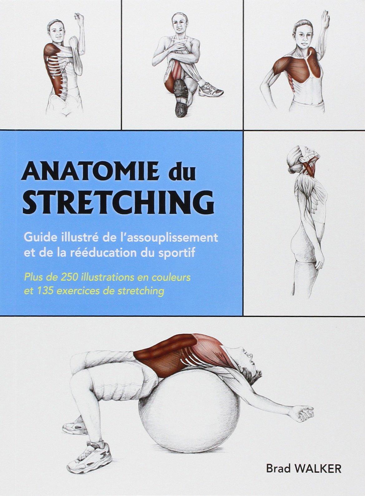 Anatomie Du Stretching Preparation Physique Walker Brad 9782846173094 Amazon Com Books