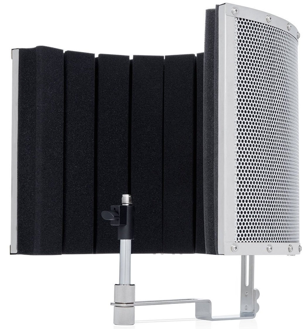 Marantz Professional Sound Shield Live | Professional Vocal Reflection Filter Featuring High Density Acoustic Foam Accommodates Any Size Microphone by Marantz Professional
