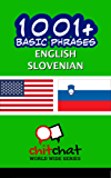 1001+ Basic Phrases English - Slovenian