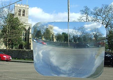 Great Ideas Selbstklebend Breiter Winkel Und Rückfahrkamera Einparkhilfe Für Den Car S Rear View Heckscheibe Reduziert Blinden Stellen Verbessert Die Sicherheit Auto