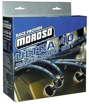 Moroso 73535 Cable de Bujía Set para seleccionar Chevrolet vehículos, LS1 motores: Amazon.es: Coche y moto