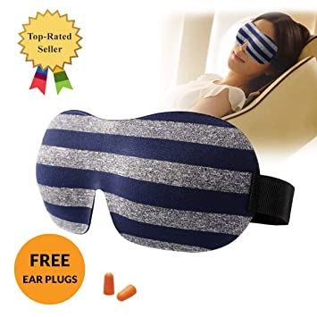 34ed05470 Amazon.com   Wellcare 3D Sleep Mask