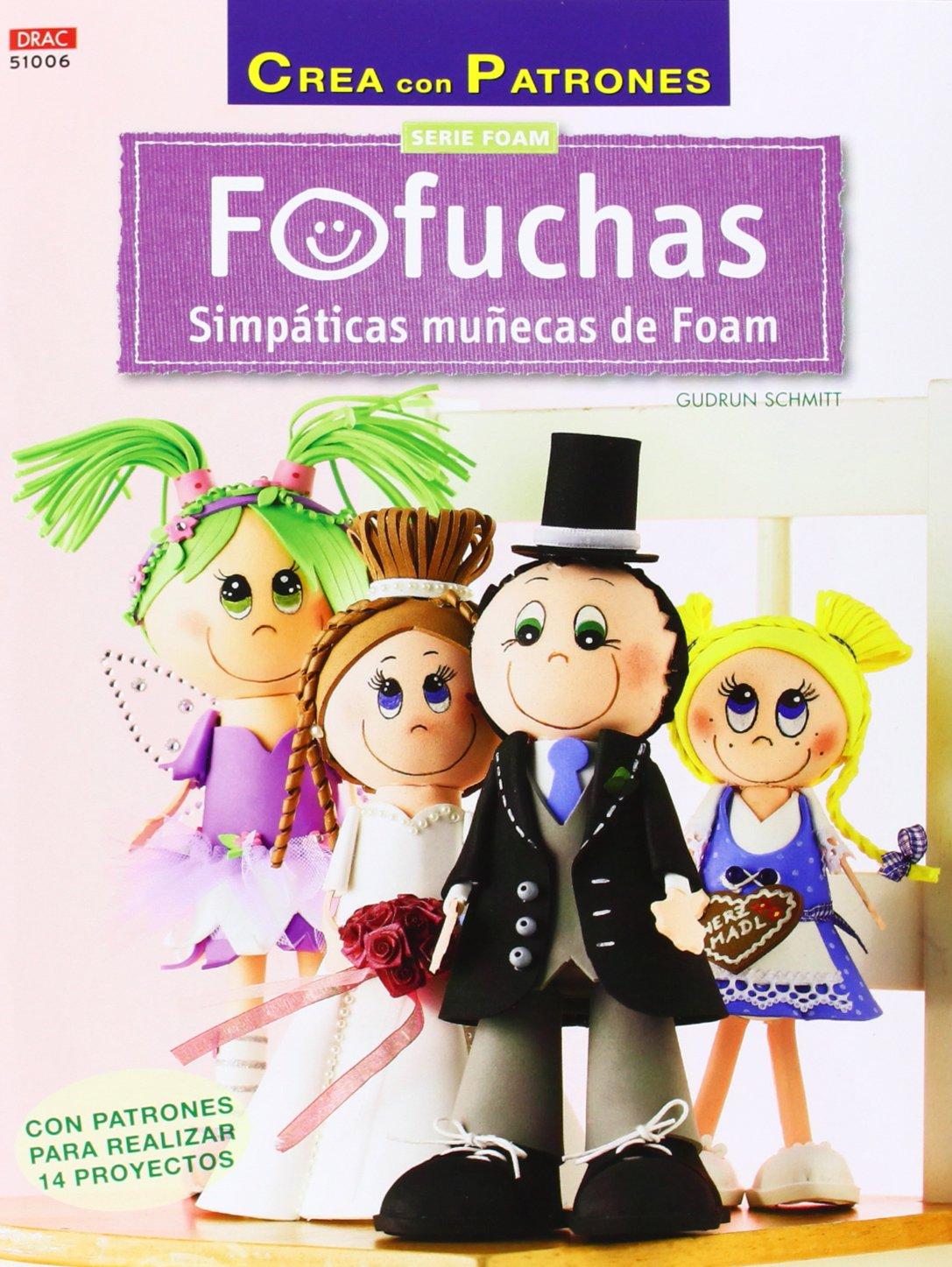 Amazon Fr Fofuchas Simpaticas Munecas De Foam Con