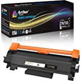 Arthur Imaging WITH CHIP Compatible Toner Cartridge Replacement for Brother TN760 TN 760 TN730 to use with HL-L2350DW HL…