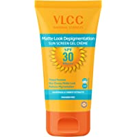 VLCC Matte Look SPF 30 Sun Screen Gel Creme, 100g