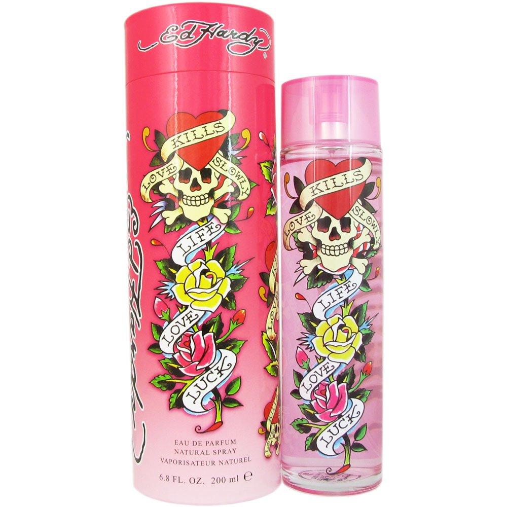 Christian Audigier Eau De Parfum Spray for Women, Ed Hardy, 6.8-Ounce 108946