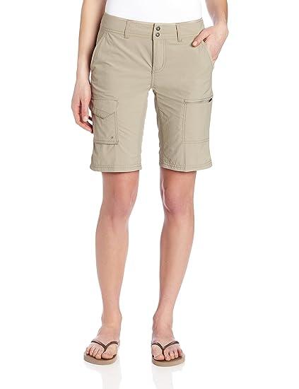 6fd05d6a8e Amazon.com : Columbia Women's Silver Ridge Cargo Short : Clothing
